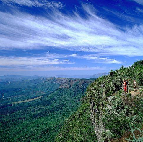 God's Window in the Mpumalanga province