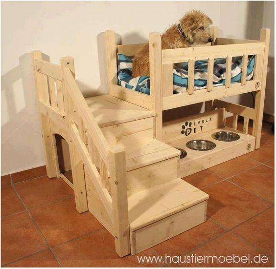 It's a dog bed but could also work for a kitty... thinking with carpeted steps.