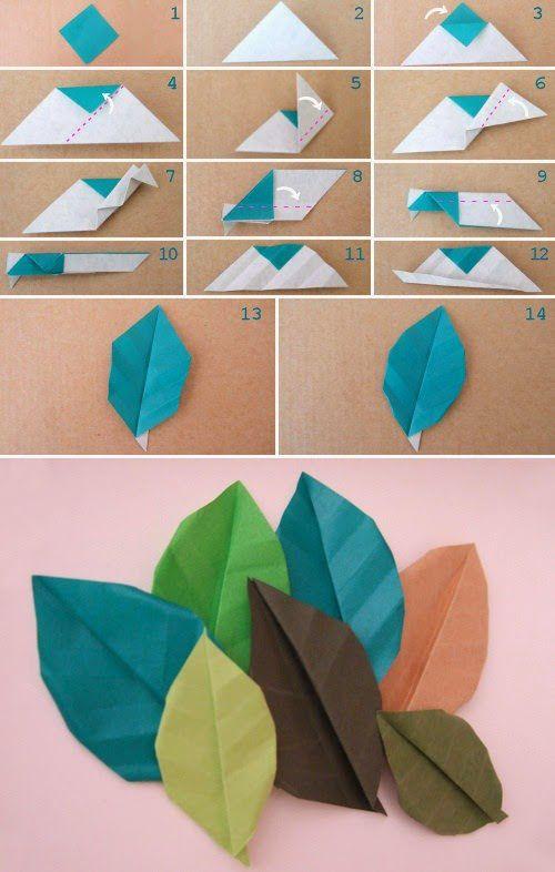 paperfolding-leaf-steps