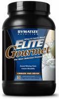 DYMATIZE Elite Gourmet - wysokiej klasy odżywka proteinowa. Skutecznie przyspiesza wzrost masy mięśniowej. Stosują ją doświadczeni sportowcy. #dymatize #nutrition #sport #fitness #fit #odzywka #zdrowie