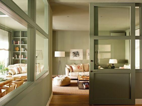 Abra Sua Casa para a Primavera com As Paredes de Vidro | Ideias Designer de Interior