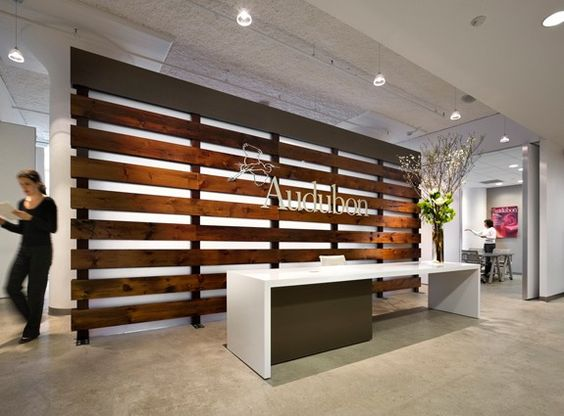 Awe Inspiring 55 Inspirational Office Receptions Lobbies And Entryways Largest Home Design Picture Inspirations Pitcheantrous