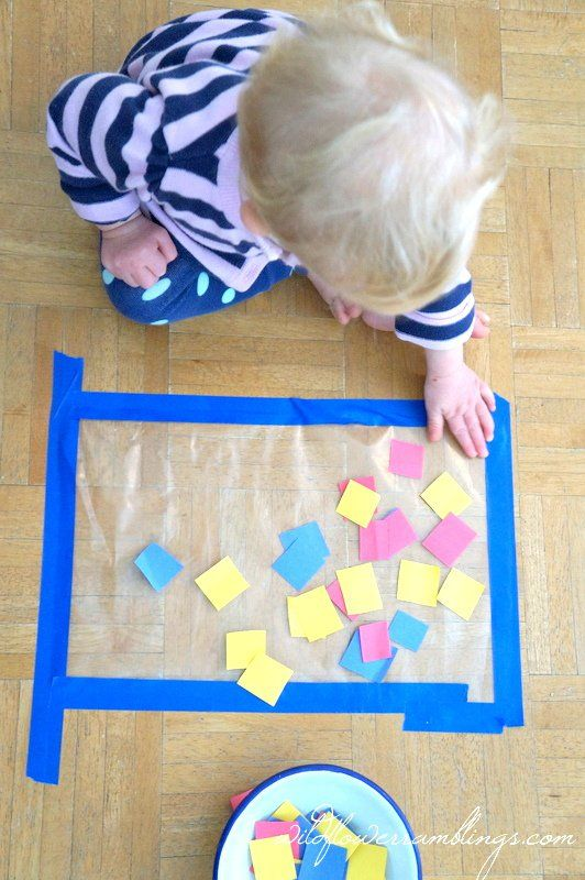 21 activities for one year olds baby play baby play for Crafts for 6 year olds