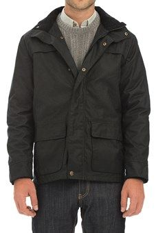 Swanndri Departure Oilskin Jacket