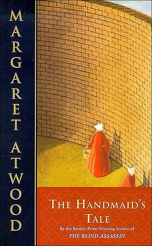 .handmaids tale by Margaret Atwood - a book that will stay with you for a long time