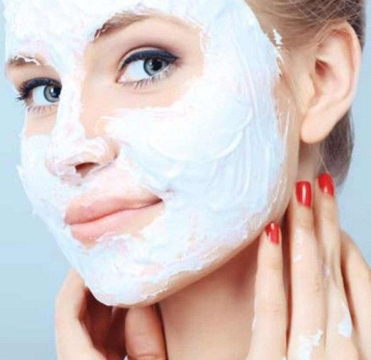 Best Acne Facial Masks at Home. Different masks for different skin types.