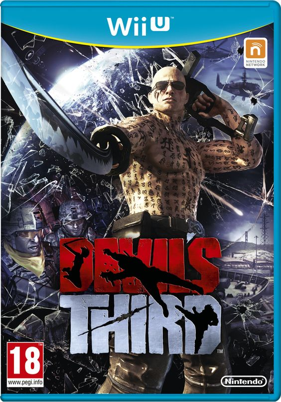 Kjøp Devil's Third - Wii U - Fri frakt
