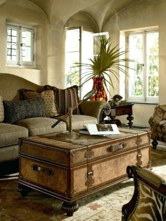 50 Einrichtungsideen Mit Truhentisch Die Ihrem Zuhause Das