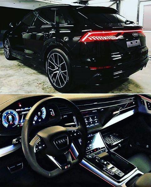 Audi Suv Q8 In 2020 Suv Cars Audi Suv Luxury Suv