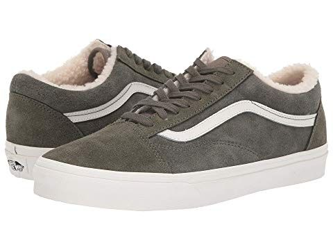 vans old skool leaf
