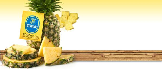 Chiquita Pineapple