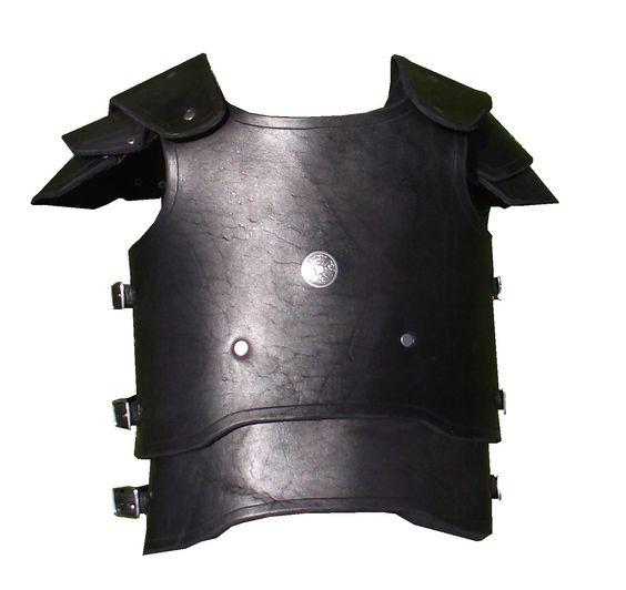 Kids Armor Double Panel