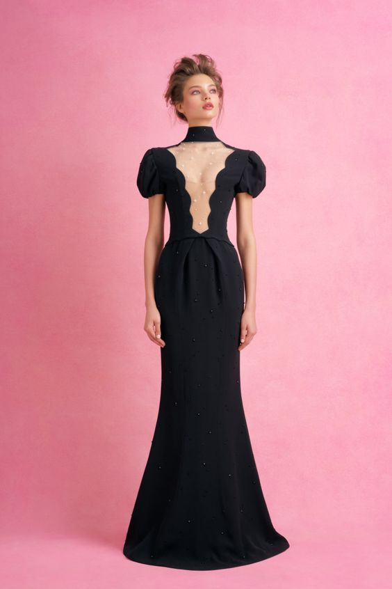 Ulyana Sergeenko коллекция   Коллекции весна-лето 2018   Париж   VOGUE