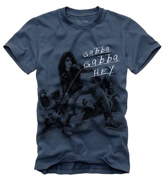 Camiseta Ramones  wwww.laditta.com.br #tshirt #ramones #laditta