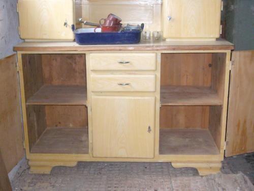 Küchenbuffet Oma´s Küchenschrank altes Buffet in Antiquitäten