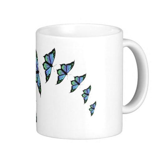 #Fly with me #mug #buterfly #heaven7 #zazzle