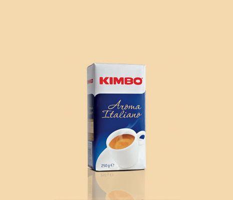 #Kimbo Aroma Italiano è una miscela di caffè sapientemente selezionati, tostati al punto giusto, con leggere note speziate. Ideale per chi ama un gusto delicato ed un aroma intenso. Disponibile anche su www.kimbo.it/shop.