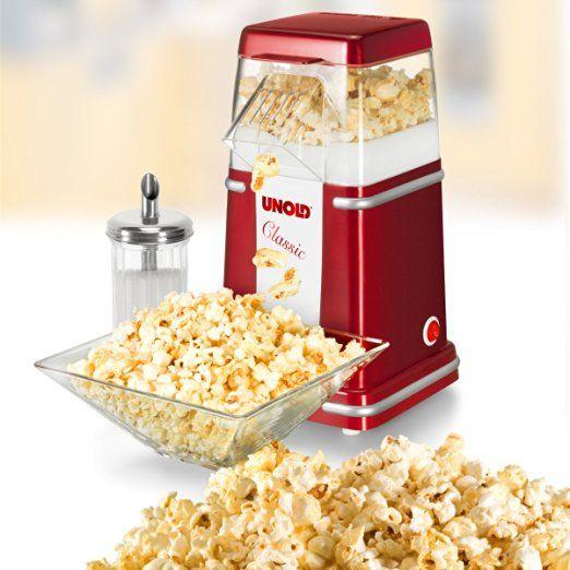 Amazon.de: Unold 48525 Popcornmaker Classic, Popcornmaschine