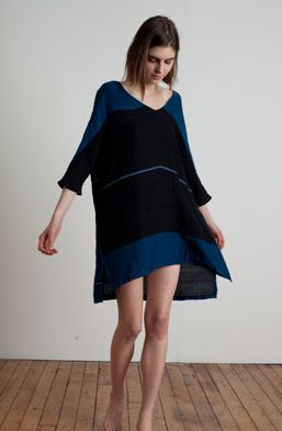 Ace & Jig Dancer's Tunic - Midnight