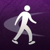 MapMyWalk - This app uses the GPS on your phone to track your walk, your speed and time, and your calories burned.  I don't use it every time but if I change my route and need to know the new info it is great and much better than clicking on the gmaps pedometer every 1/8 mile to figure it out.