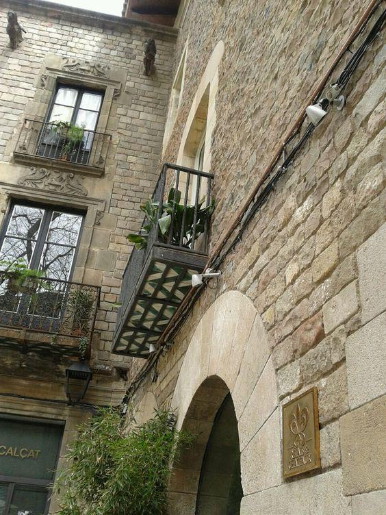 hotel en el barrio gotico de barcelona