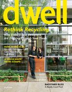 Dwell Magazine & their blog are great sources of inspiration.