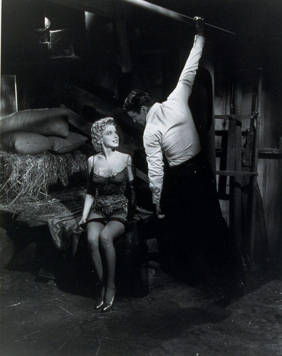 """Marilyn Monroe in """"Bus Stop"""""""