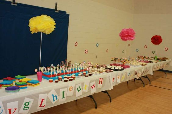 Dr. Seuss, ABC Graduation/End of School Party Ideas | Photo 2 of 11 | Catch My Party