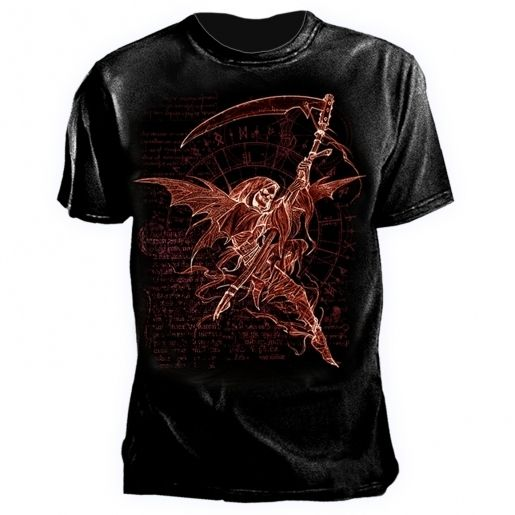 "T-shirt Alchemy Gothic ""Reap A Faerie"""