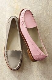 Refined Leather Loafers