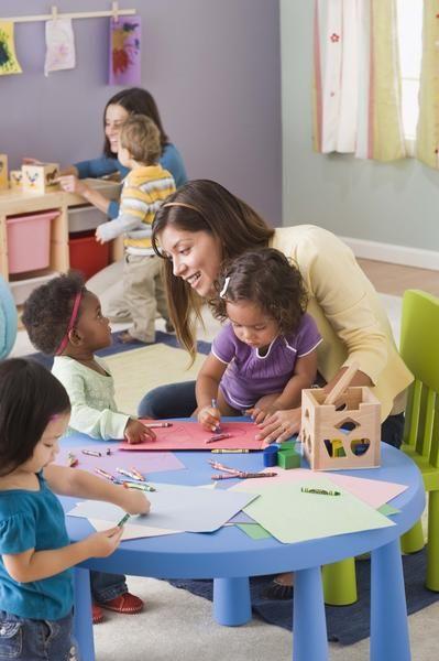 Start A Daycare Center