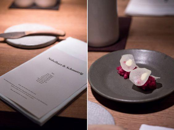 Ein Abend im Nobelhart & Schmutzig | Foodlovin'