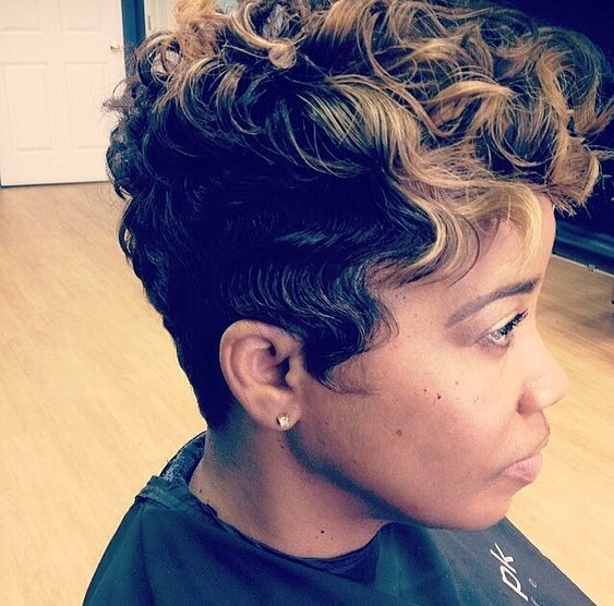 Remarkable Black Girls Hairstyles My Hair And Woman Hairstyles On Pinterest Short Hairstyles For Black Women Fulllsitofus