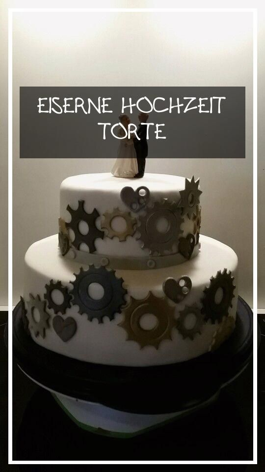 Large 15 Eiserne Hochzeit Torte Di 2020