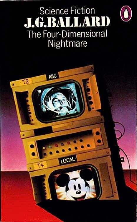 Some of David Pelham's brilliant 70s SF covers for Penguin Books.