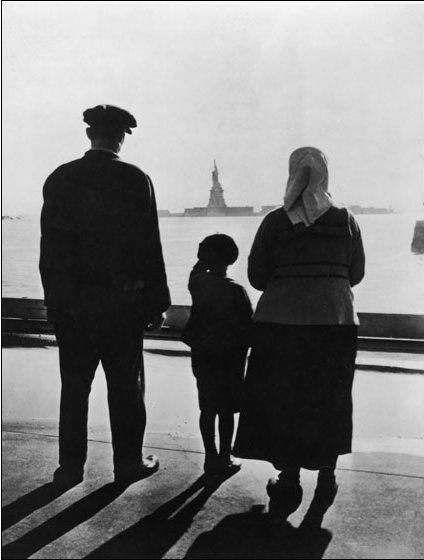 Ellis Island 1941