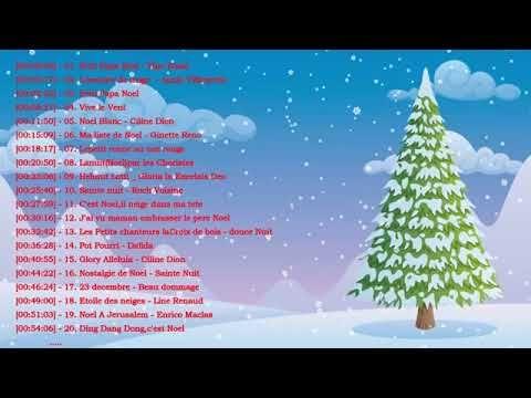 Chanson Noel Francais Noel Francais 2020   Chansons Noel Francais  Les 100 Chansons Noel