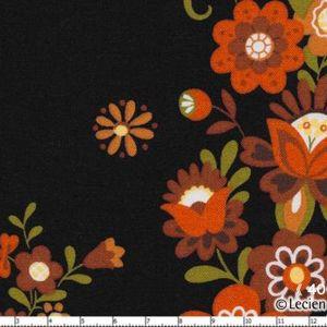 Bouquet Border Black - My Folklore