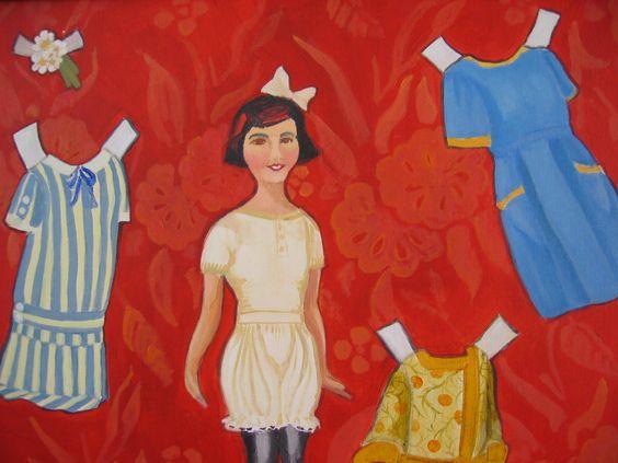 óleo (fragmento)  Título: Tengo una muñeca vestida de azul .de mi serie Para menores de 80 años. Medidas 50x50cm.