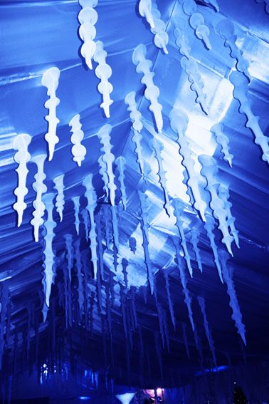 Winter Wonderland Theme Decorations | Winter Wonderland Themed Party - Winter Wonderland Event - Ice Palace