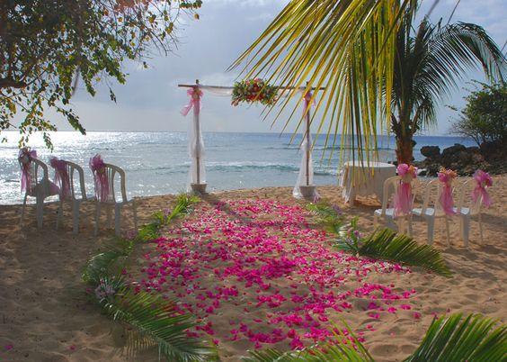 Beach Wedding Packages Caribbean
