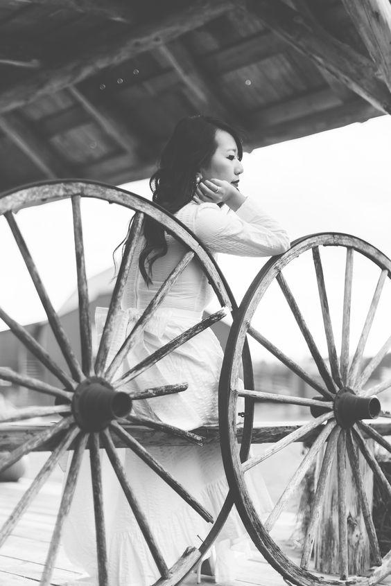 Weddings & Wagon wheels