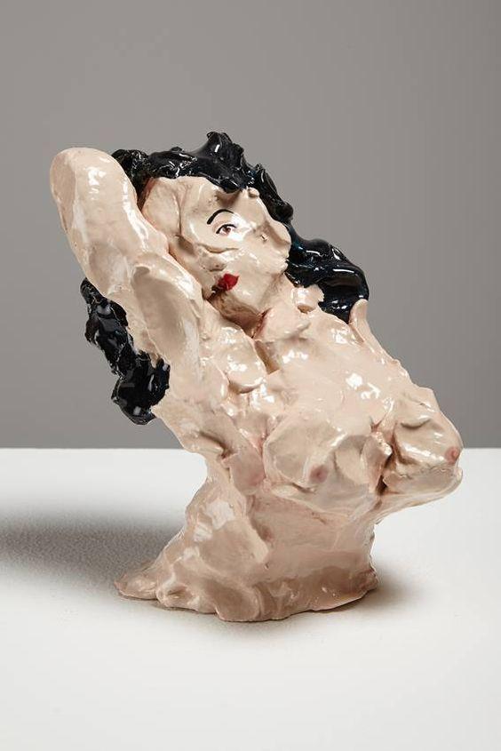 Jessica Harrison - Nude bust