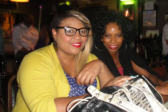 The Songstress April Rucker and LaTisha Baskerville