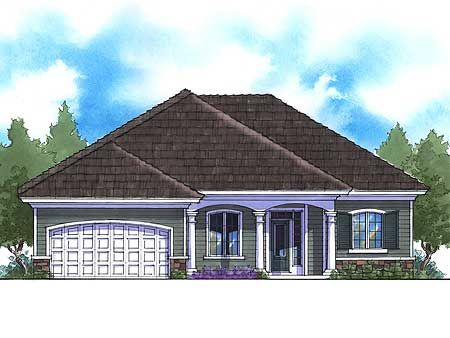 Plan 33007zr 3 bed super energy efficient house plan for Super efficient house plans