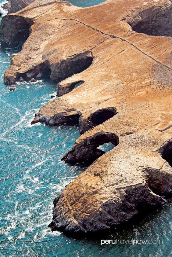 Paracas, Peru:
