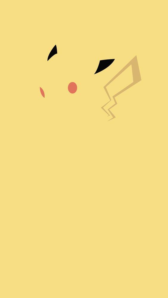 Minimalist Pokemon phone wallpaper Pokemon Pinterest