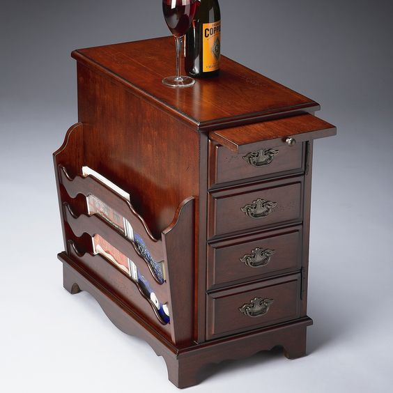 Best 25 Cherry end tables ideas on Pinterest Java gel stains