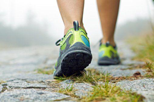 Consejos para bajar de peso caminando: