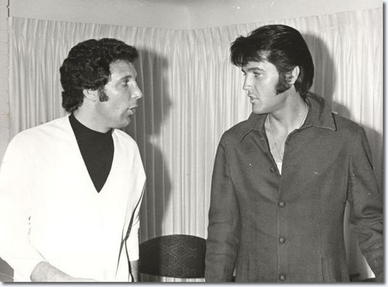 what's new pussycat? tom jones and elvis presley.